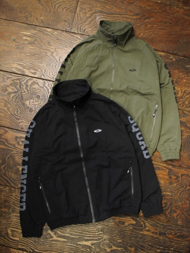 CHALLENGER   「MILITARY TRACK JACKET」 トラックジャケット