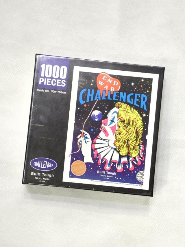 CHALLENGER  「END WAR PUZZLE 」  1000ピースパズル