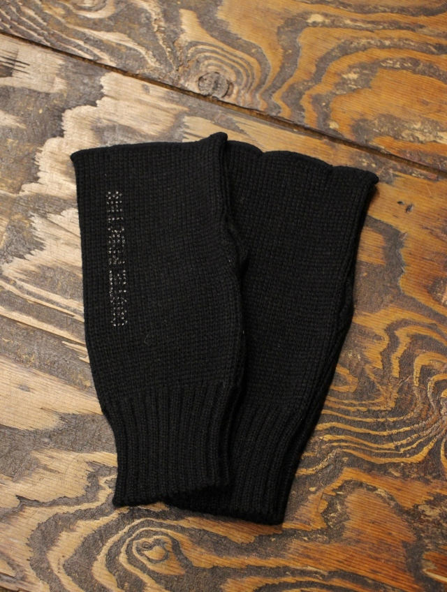 COOTIE   「 Fingerless Knit Glove 」  フィンガーレス ニットグローブ