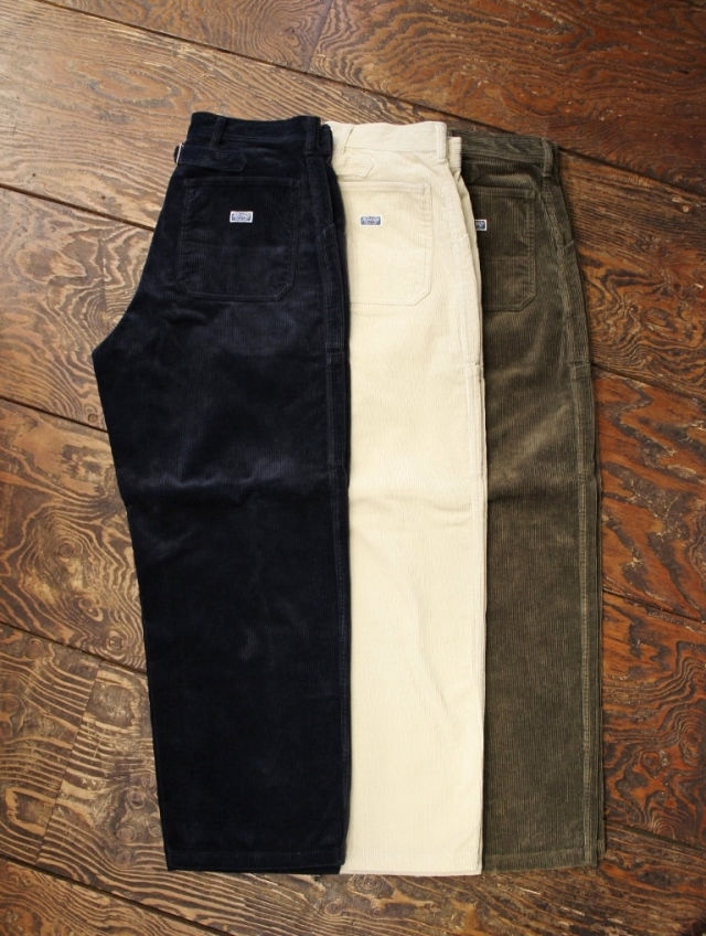 RADIALL   「T.N. UTILITY PANTS」  ワークパンツ