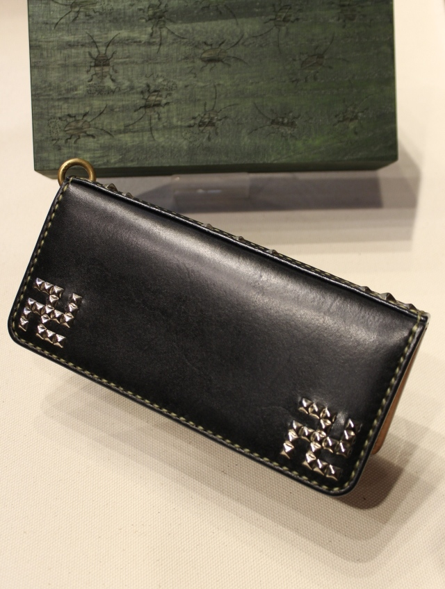 DOZEN ONE × NATURAL NEEDLE WORKS  「LEATHER WALLET」 レザーウォレット