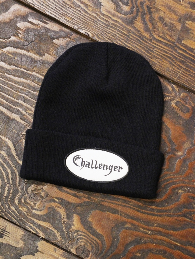 CHALLENGER   「PATCH KNIT CAP」 ニットキャップ