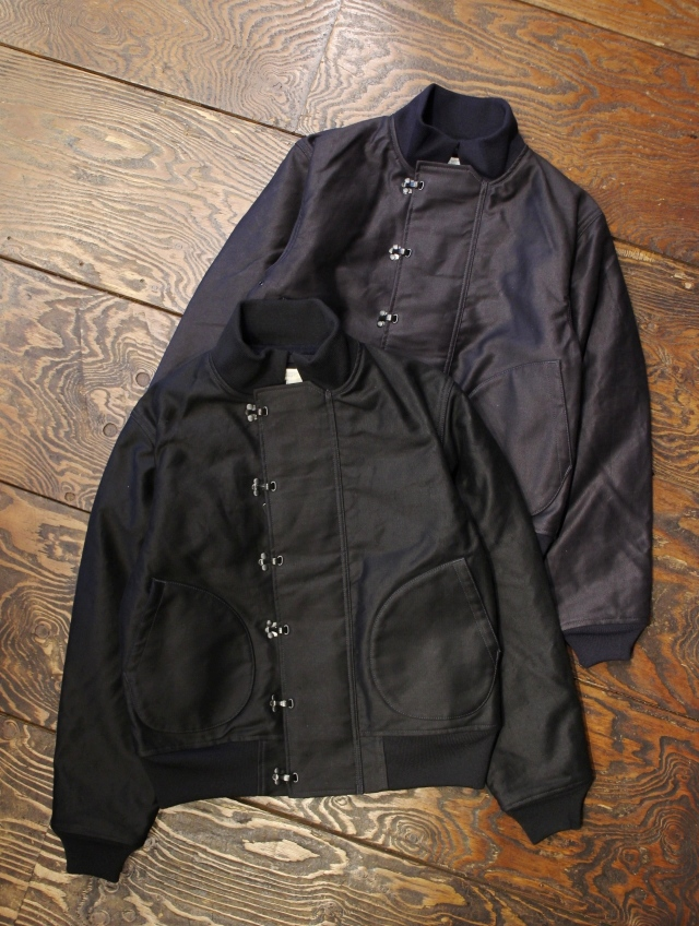 TROPHY CLOTHING  「Deck Hook TR. mfg. JKT 」  デッキジャケット