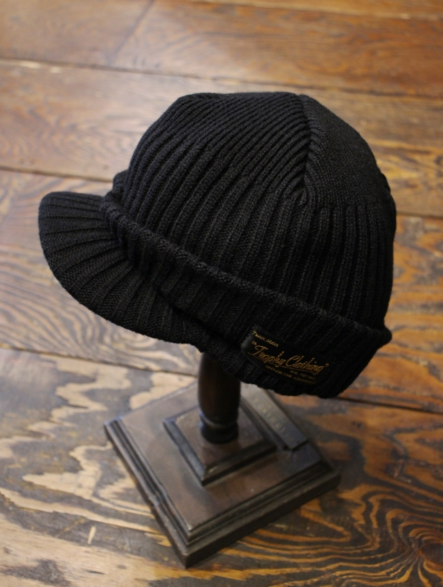 TROPHY CLOTHING  「Jeep Cap」 ジープキャップ