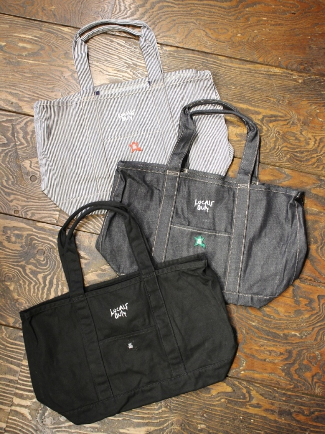 CUT RATE   「BIG WORK TOTE BAG」 トートバッグ