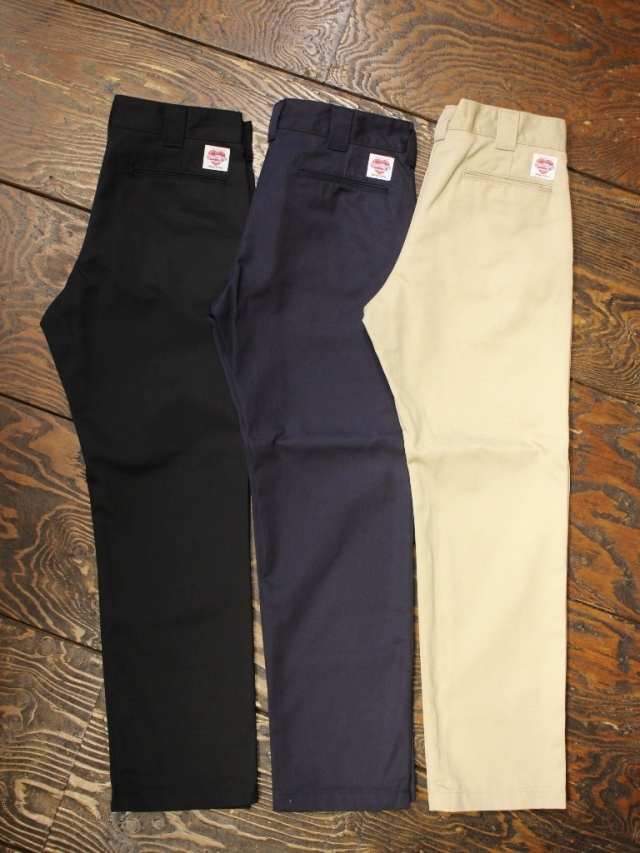 CHALLENGER    「NARROW CHINO PANTS」  チノパンツ
