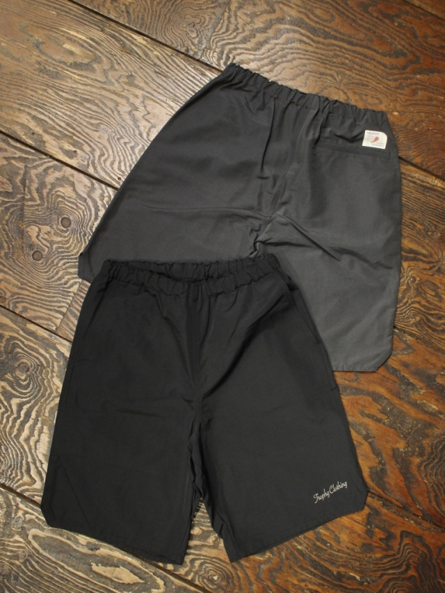 TROPHY CLOTHING  「Gym Shorts」  イージーショーツ