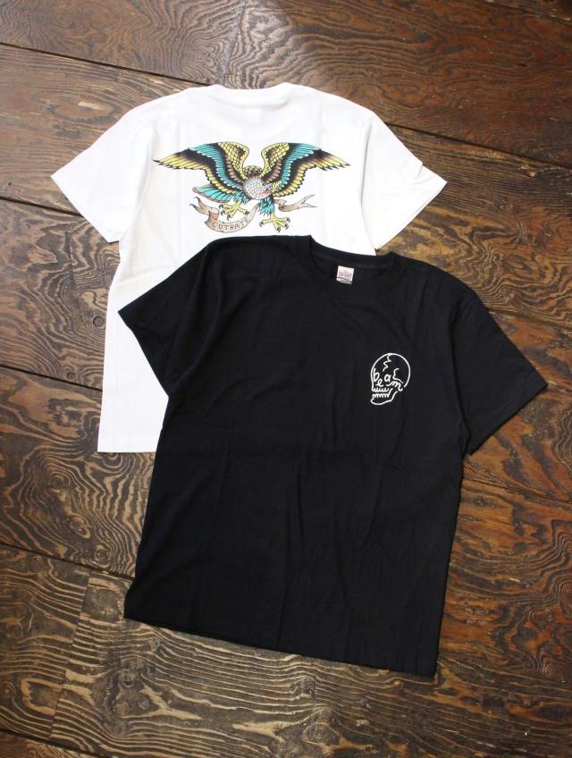 CUT RATE  「EAGLE T-SHIRT」 プリントティーシャツ