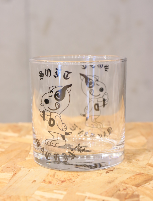 SOFTMACHINE  「DOYLE GLASS」 ロックグラス