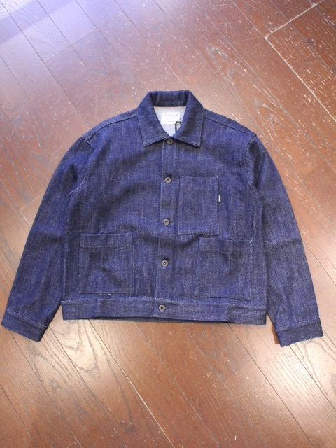 CAPTAINS HELM   「#LOOSE DENIM JACKET」  デニムジャケット