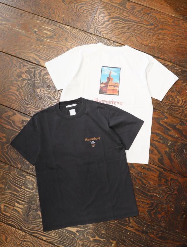 Liberaiders  「 MAW TEE 」 プリントティーシャツ