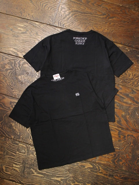 PORKCHOP GARAGE SUPPLY   「PCGS STITCH TEE」  ティーシャツ