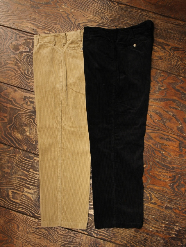 COOTIE   「 Corduroy X Wide Trousers 」  コーデュロイ ワイドトラウザー