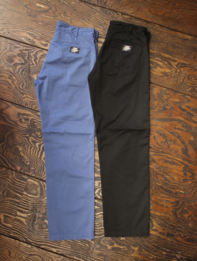 CHALLENGER   「WORK CHINO PANTS」  チノパンツ