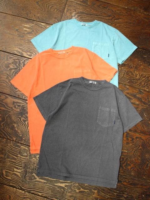 RADIALL    「EL CAMINO - CREW NECK POCKET T-SHIRT S/S」 ポケットティーシャツ