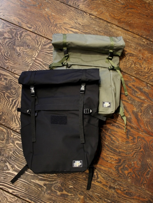 CHALLENGER  「TECHNICAL MILITARY BAG」  ミリタリーバッグ