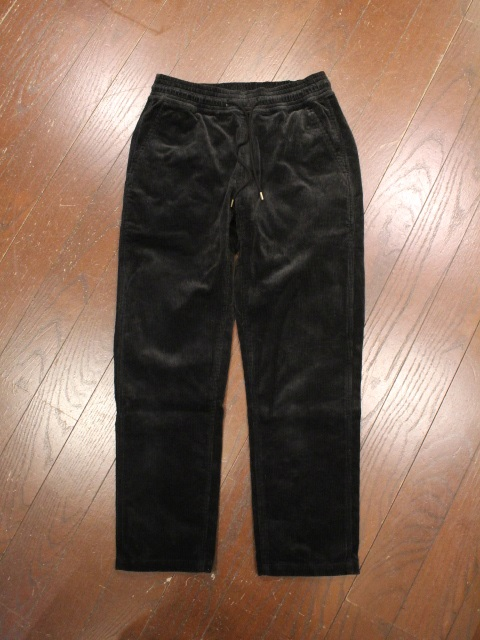 SOFTMACHINE   「THOMAS CORD PANTS」  コーデュロイパンツ