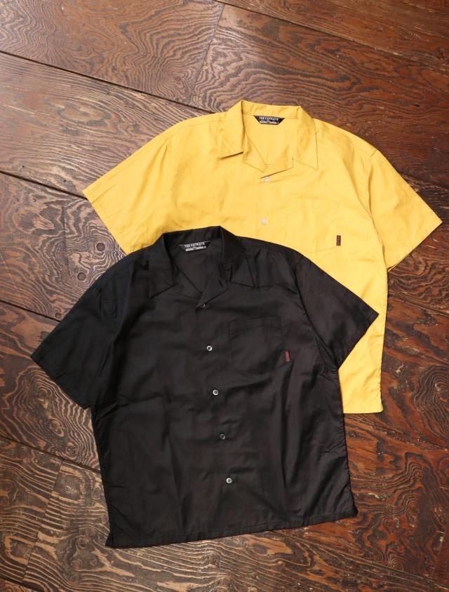 CUT RATE  「JACQUARD OPEN COLLER SHIRT」 オープンカラーシャツ