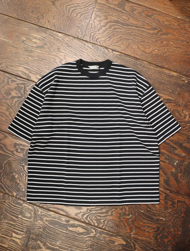 COOTIE  「Heavy Thermal Border S/S Tee」 ヘビーサーマルボーダーティーシャツ