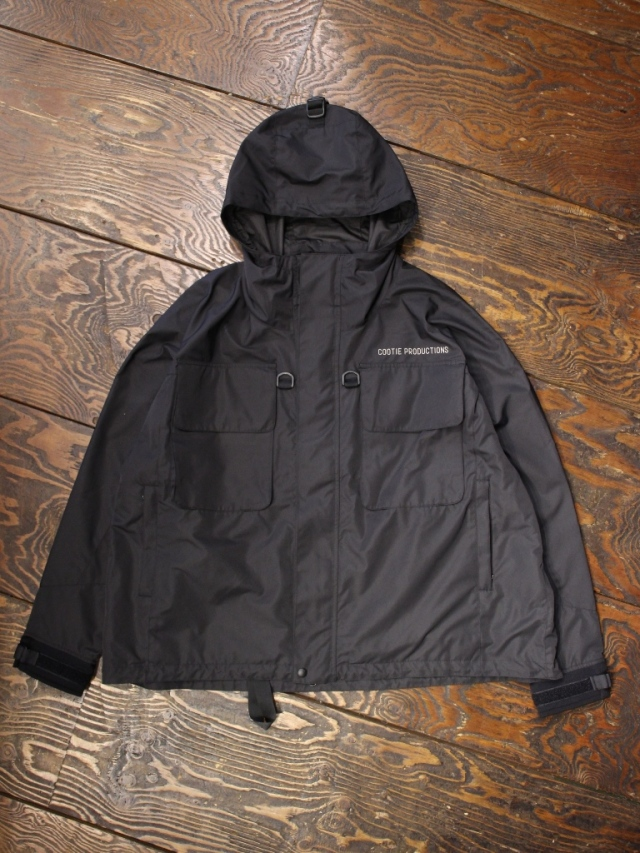 COOTIE  「 Oversized Shell Parka 」 シェルパーカー