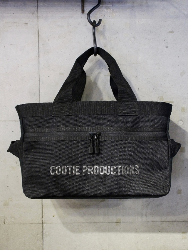 COOTIE    「 Canvas Tool Bag 」 キャンバス ツールバッグ