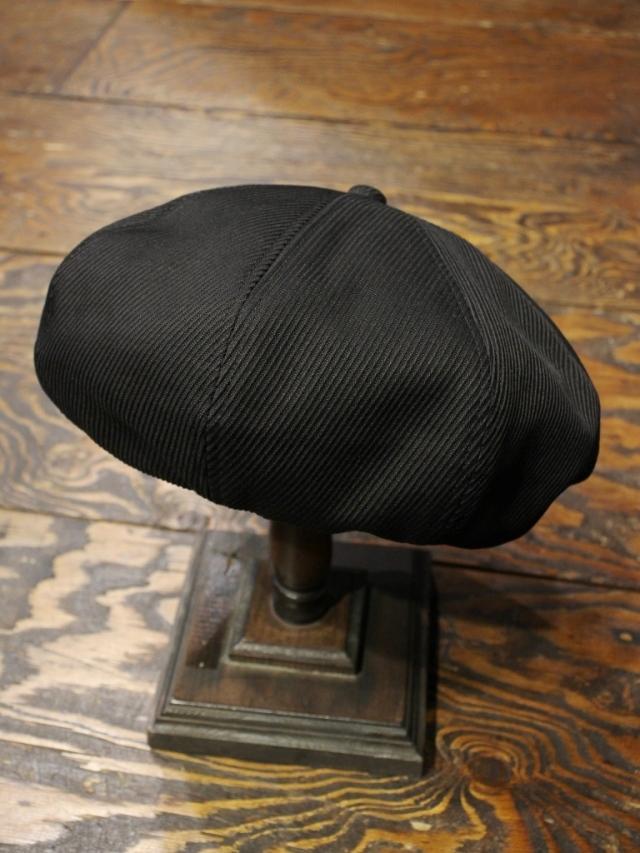 COOTIE   「 Cotton Kersey Beret 」  ベレー帽