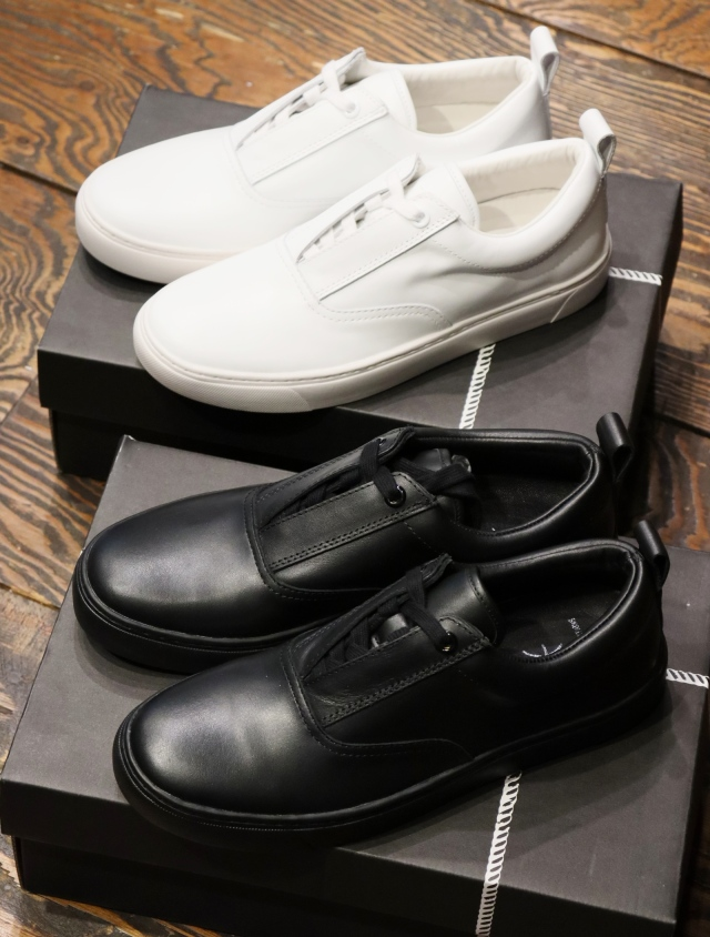 COOTIE × Tomo&Co.  「 Raza Lace Up Shoes 」 レースアップシューズ