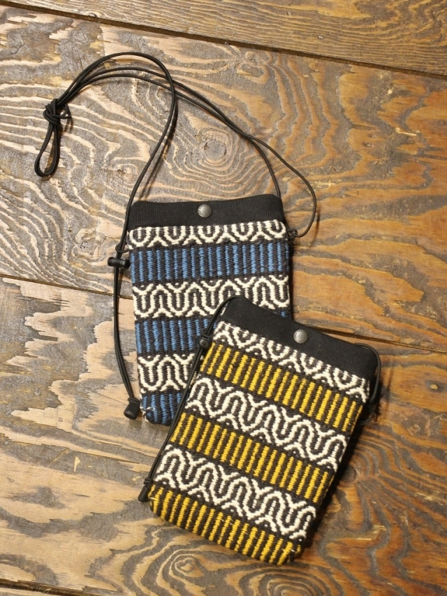 COOTIE   「Mexican Jacquard Shoulder Bag 」  メキシカンジャガード ショルダーバッグ