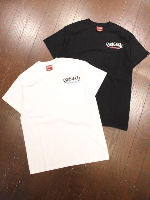 HIDEANDSEEK × TENDERLOIN 「HIDEANDSEEK × TENDERLOIN Pocket S/S Tee」 ポケットティーシャツ