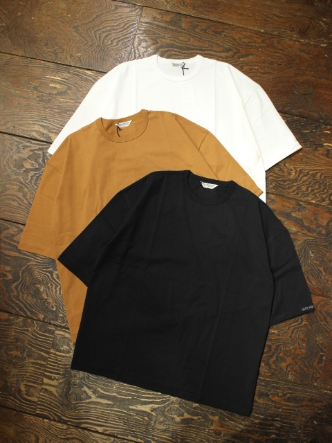 COOTIE  「Supima Cotton S/S Tee」 プレーンティーシャツ