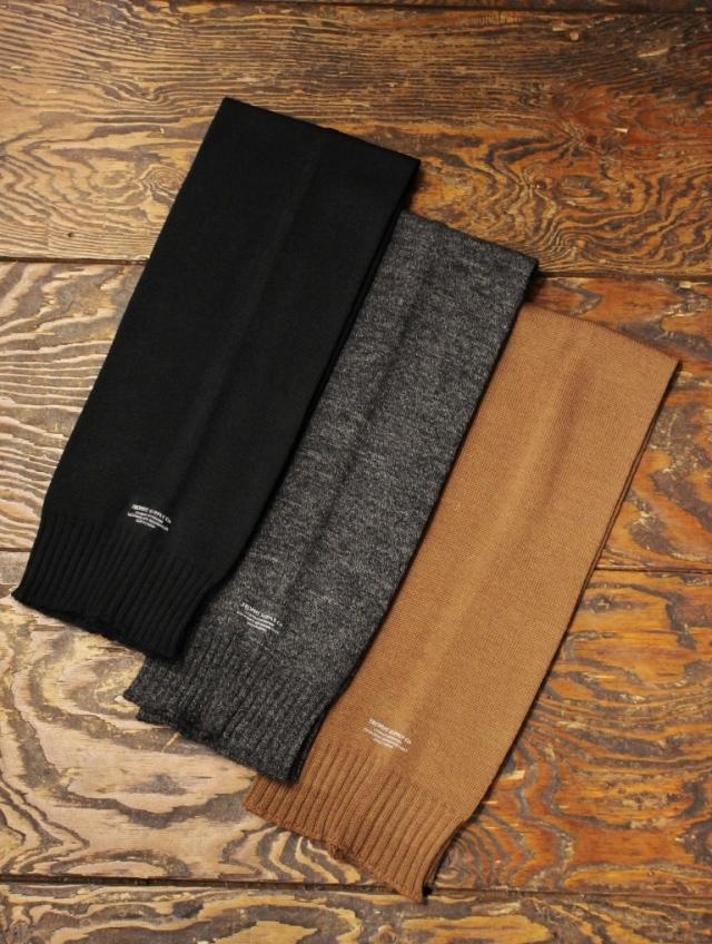 TROPHY CLOTHING   「 Watchman Knit Muff 」  ウールマフラー