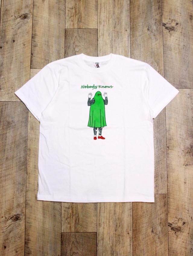 SOFTMACHINE  「SECRET - T」 プリントティーシャツ