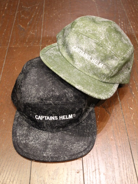 CAPTAINS HELM   「 #REFLECTIVE JET CAP 」  ジェットキャップ