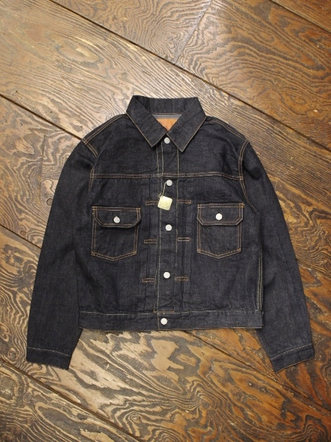 TROPHY CLOTHING  「Authentic Denim Jacket」  2ndタイプ デニムジャケット