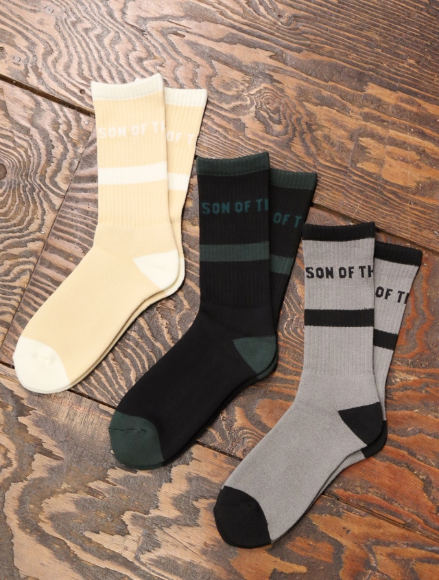 SON OF THE CHEESE  「POOL SOX LINE」  ソックス