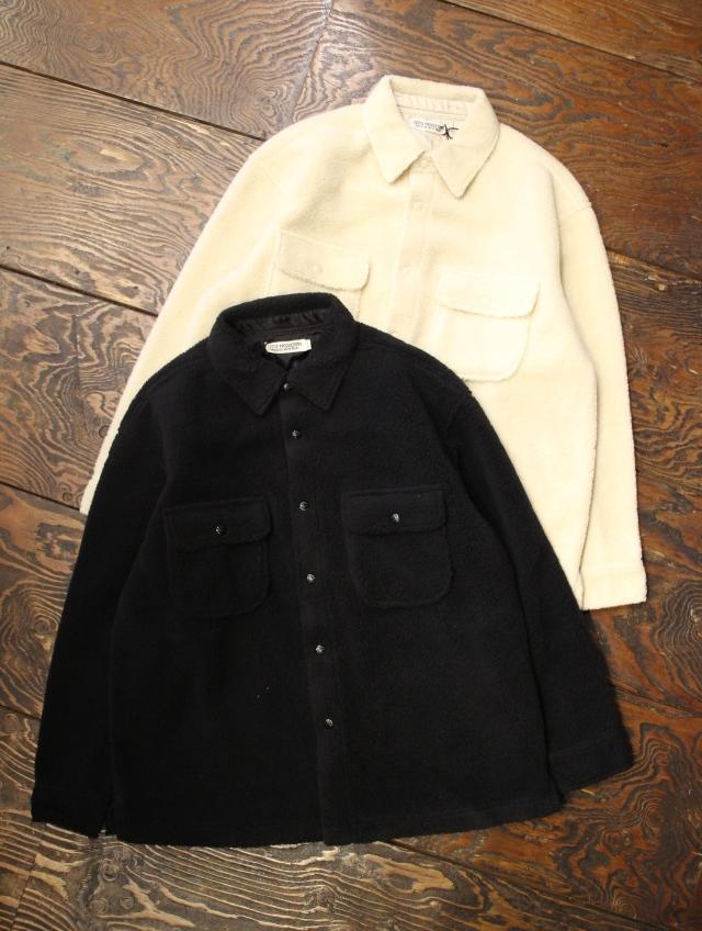 COOTIE  「Boa CPO Jacket」 ボア CPOジャケット