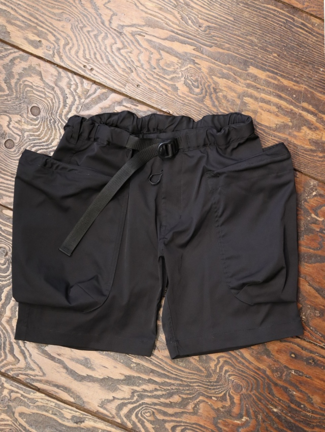 COMFY OUTDOOR GARMENT   「ACTTIVITY SHORTS」  イージーショーツ