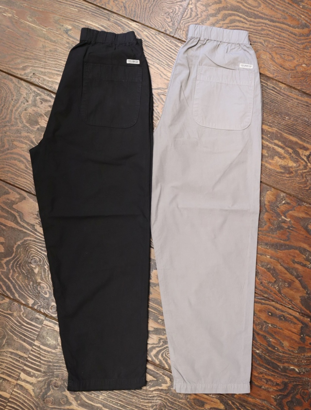 COOTIE  「Garment Dyed 2 Tuck Easy Pants」 2タックイージーパンツ