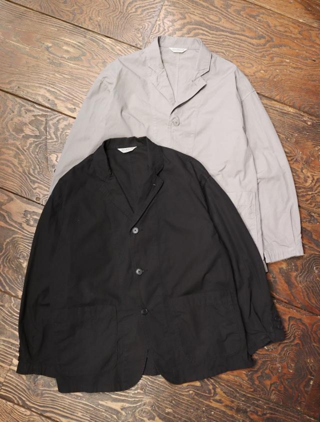COOTIE  「Garment Dyed Lapel Jacket」  ラペルジャケット