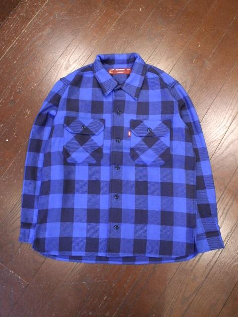 HIDEANDSEEK 「Check CPO Jacket」 CPOシャツジャケット