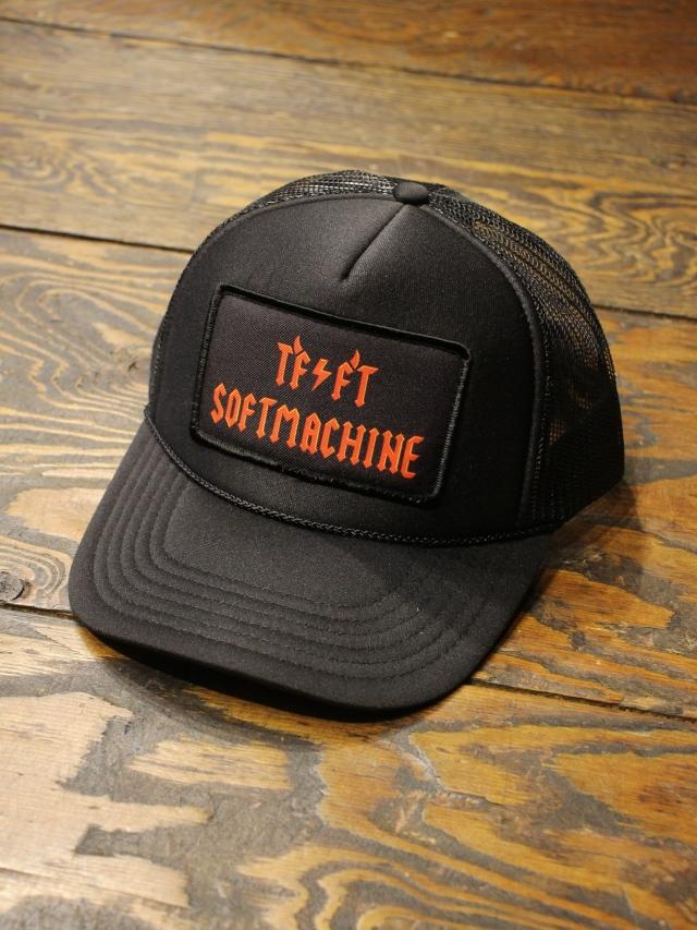 SOFTMACHINE  「ANGUS CAP」 メッシュキャップ