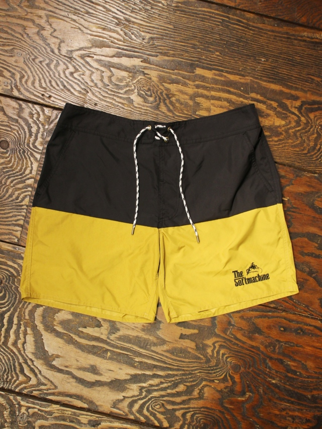 SOFTMACHINE  「GOD BOARD SHORTS」ボードショーツ