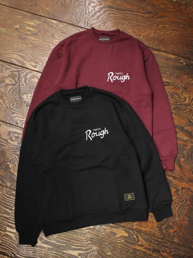 ROUGH AND RUGGED   「CHAMP CREW」  クルーネックスウェット