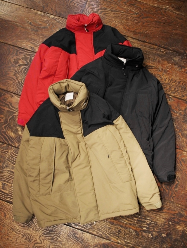 RADIALL  「RED WOOD - MONSTER PARKA / SHORT」  モンスターパーカ