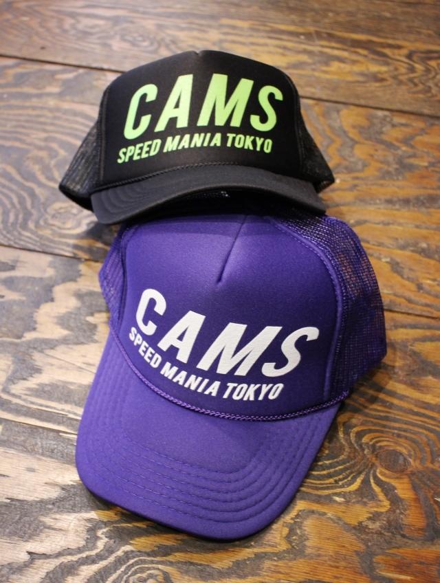 CHALLENGER × SAM'S   「 CAMS SMT CAP 」 キャップ