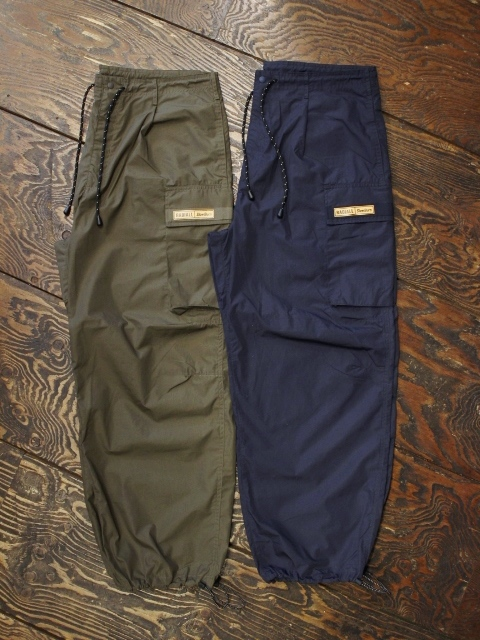RADIALL    「SLOW BURN - WIDE FIT CARGO PANTS 」 カーゴパンツ