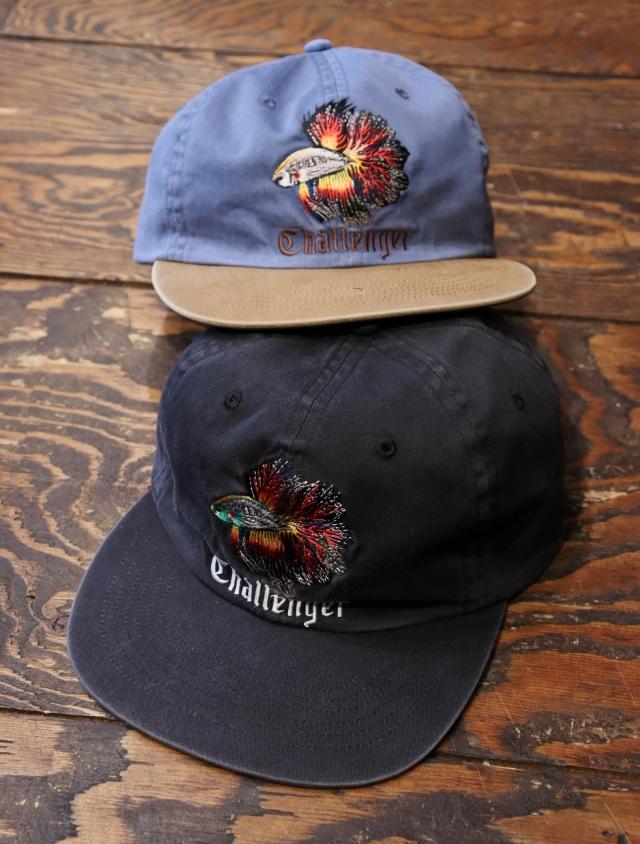 CHALLENGER    「BETTA CAP」  6パネルキャップ