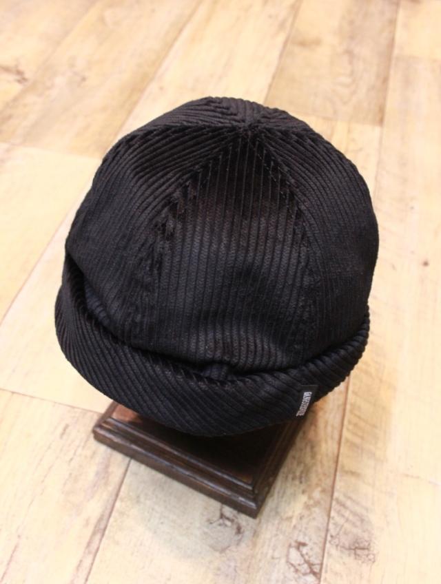 GANGSTERVILLE   「THUG - CORDUROY CAP」  サグキャップ