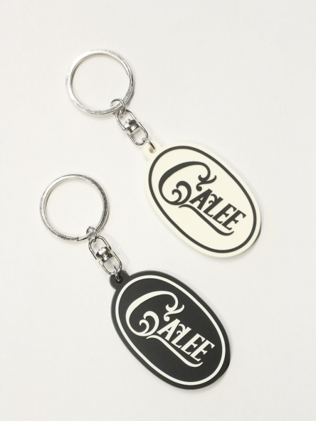 CALEE  「LIMITED RUBBER KEY RING」  ラバーキーホルダー