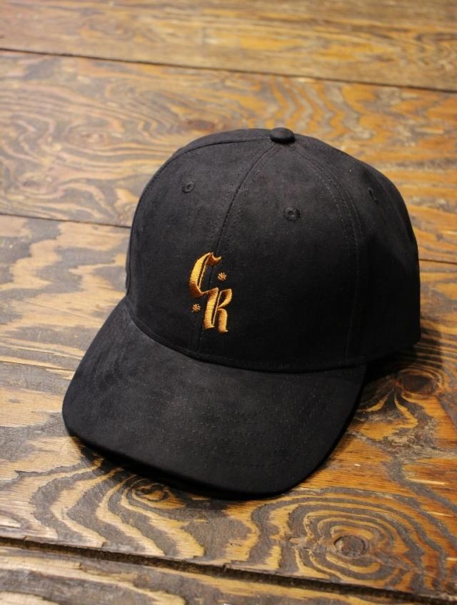CUT RATE  「FAKE SUEDE CAP」 フェイクスウェードキャップ